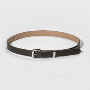 NWT A New Day dress belt olive drab